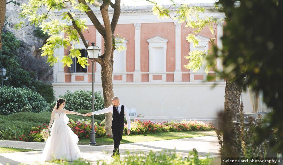 Il matrimonio di Chiara e Davide a Cagliari, Cagliari