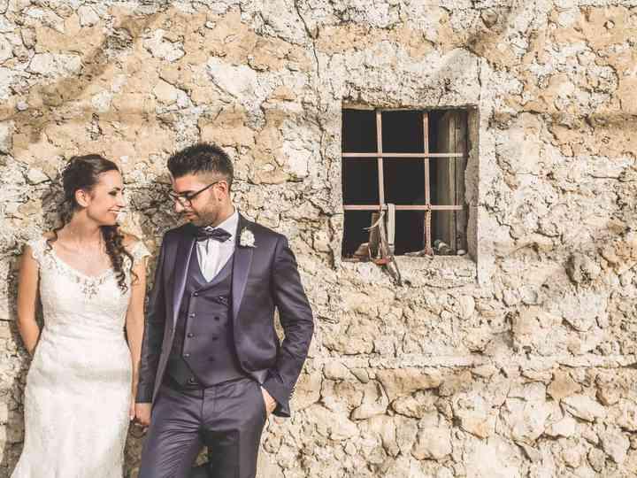 Le nozze di Antonietta e Angelo
