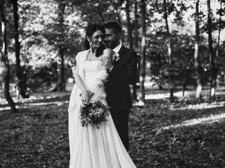 le nozze di Marianna e Giacomo