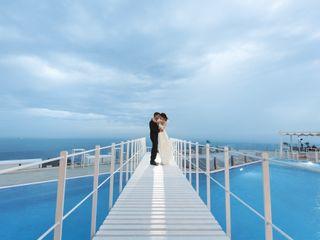 Le nozze di Claudia e Sebastiano