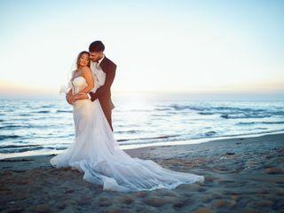 Le nozze di Guido e Mayra