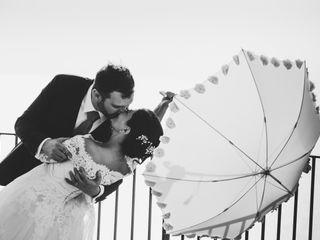 Le nozze di Luca e Francina