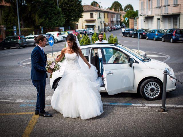 Il matrimonio di Fabrizio e Giulia a Torrazza Coste, Pavia 9