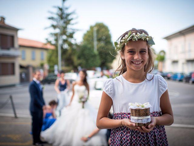 Il matrimonio di Fabrizio e Giulia a Torrazza Coste, Pavia 10