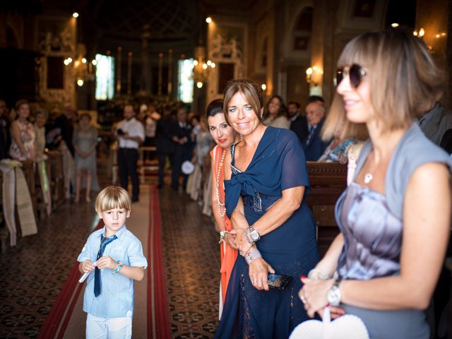 Il matrimonio di Fabrizio e Giulia a Torrazza Coste, Pavia 11