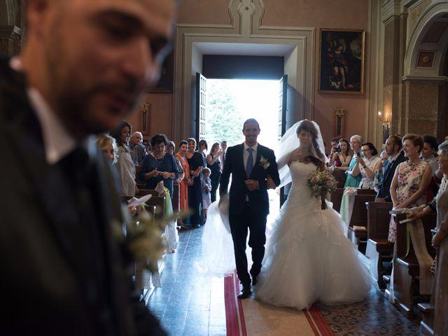 Il matrimonio di Fabrizio e Giulia a Torrazza Coste, Pavia 12