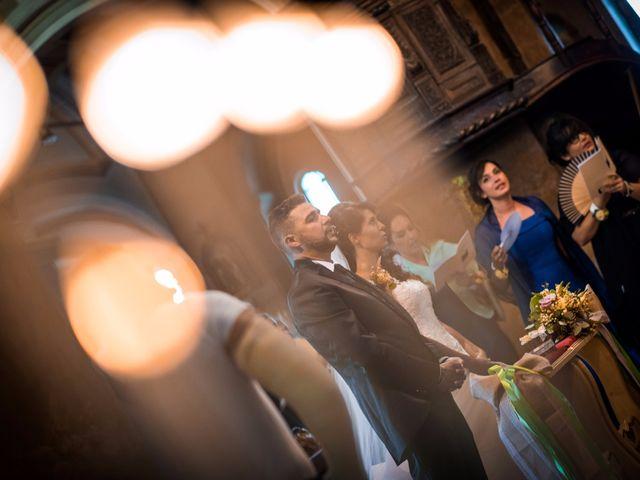 Il matrimonio di Fabrizio e Giulia a Torrazza Coste, Pavia 14