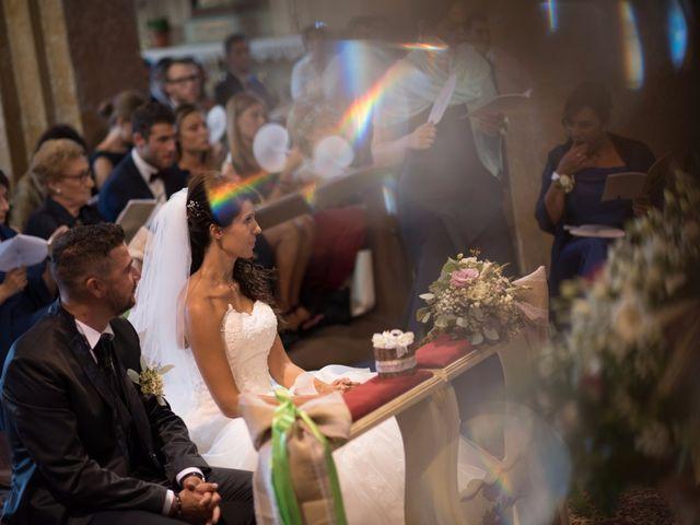 Il matrimonio di Fabrizio e Giulia a Torrazza Coste, Pavia 15
