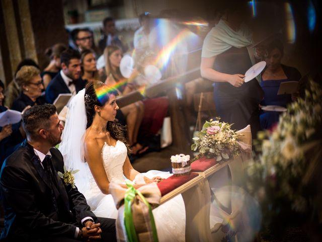 Il matrimonio di Fabrizio e Giulia a Torrazza Coste, Pavia 16