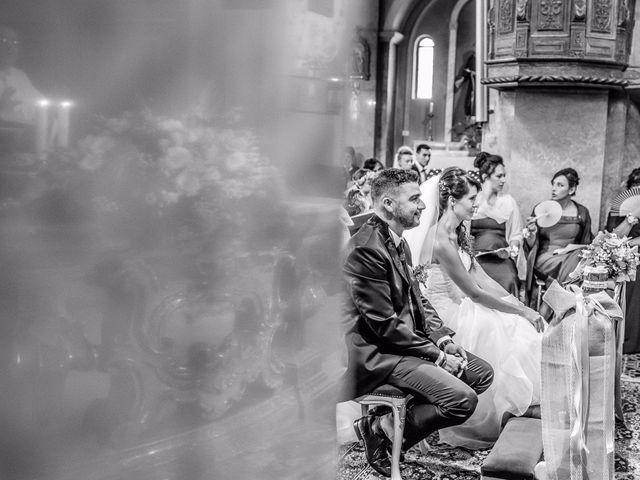 Il matrimonio di Fabrizio e Giulia a Torrazza Coste, Pavia 18
