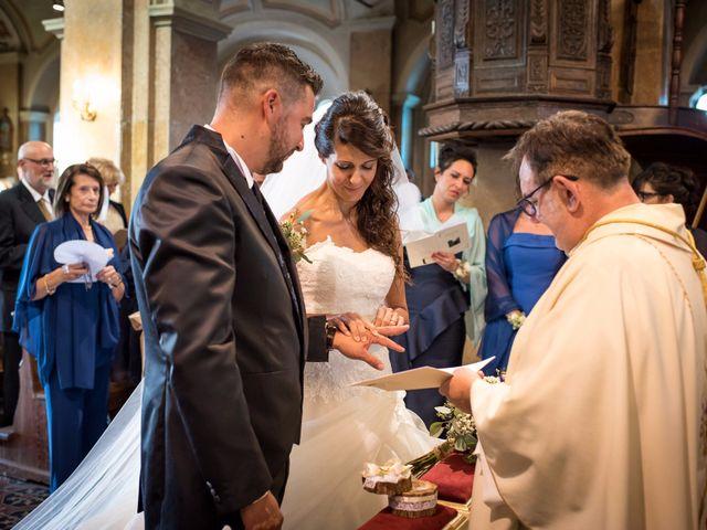 Il matrimonio di Fabrizio e Giulia a Torrazza Coste, Pavia 19