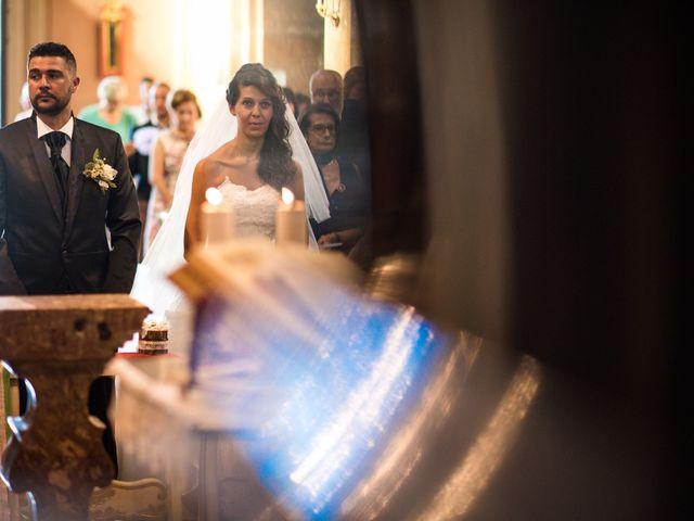 Il matrimonio di Fabrizio e Giulia a Torrazza Coste, Pavia 20