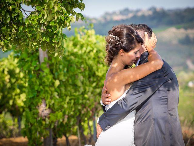 Il matrimonio di Fabrizio e Giulia a Torrazza Coste, Pavia 22