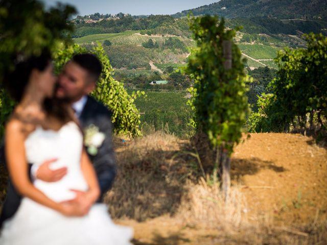 Il matrimonio di Fabrizio e Giulia a Torrazza Coste, Pavia 23