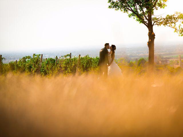 Il matrimonio di Fabrizio e Giulia a Torrazza Coste, Pavia 24