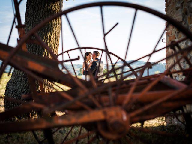 Il matrimonio di Fabrizio e Giulia a Torrazza Coste, Pavia 25