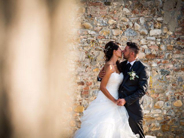 Il matrimonio di Fabrizio e Giulia a Torrazza Coste, Pavia 26