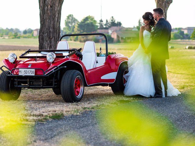 Il matrimonio di Fabrizio e Giulia a Torrazza Coste, Pavia 27