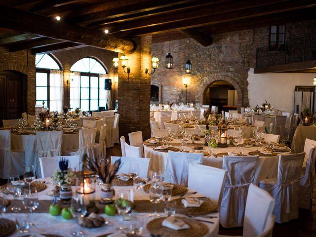 Il matrimonio di Fabrizio e Giulia a Torrazza Coste, Pavia 30