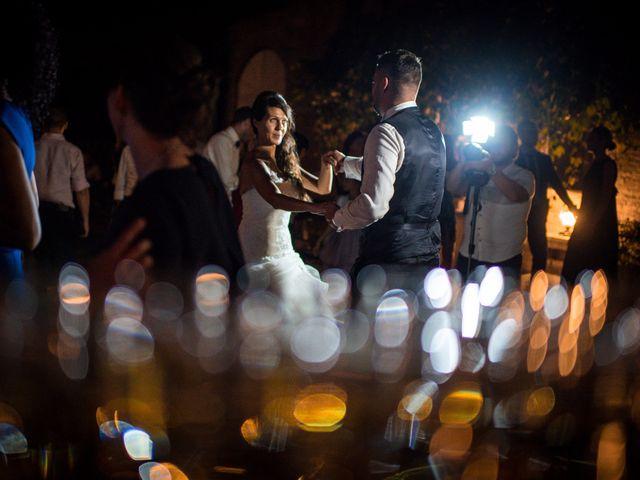 Il matrimonio di Fabrizio e Giulia a Torrazza Coste, Pavia 32