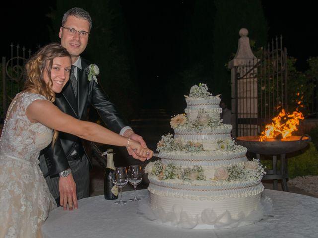 le nozze di Veronica e Gianpaolo