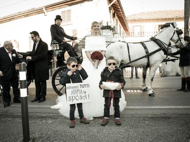Il matrimonio di Paolo e Cristina a Aicurzio, Monza e Brianza 9