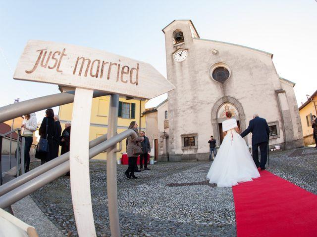 Il matrimonio di Paolo e Cristina a Aicurzio, Monza e Brianza 10