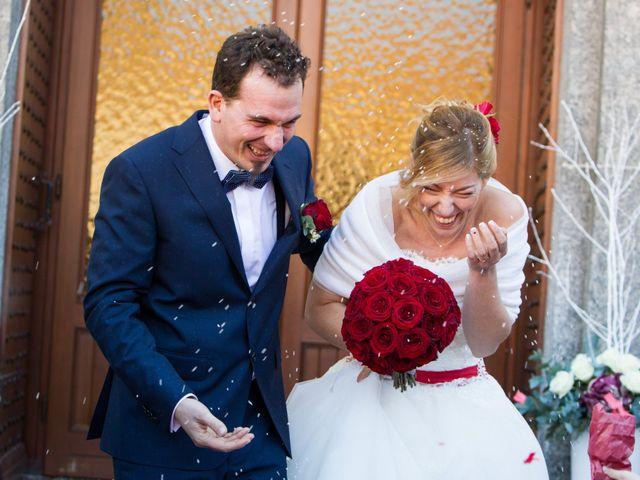 Il matrimonio di Paolo e Cristina a Aicurzio, Monza e Brianza 2