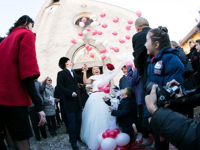 Il matrimonio di Paolo e Cristina a Aicurzio, Monza e Brianza 14