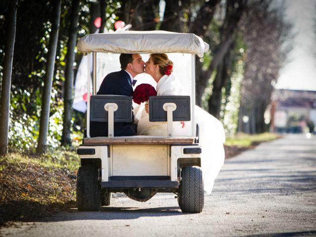 Il matrimonio di Paolo e Cristina a Aicurzio, Monza e Brianza 15