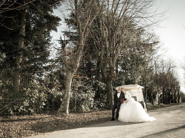Il matrimonio di Paolo e Cristina a Aicurzio, Monza e Brianza 16
