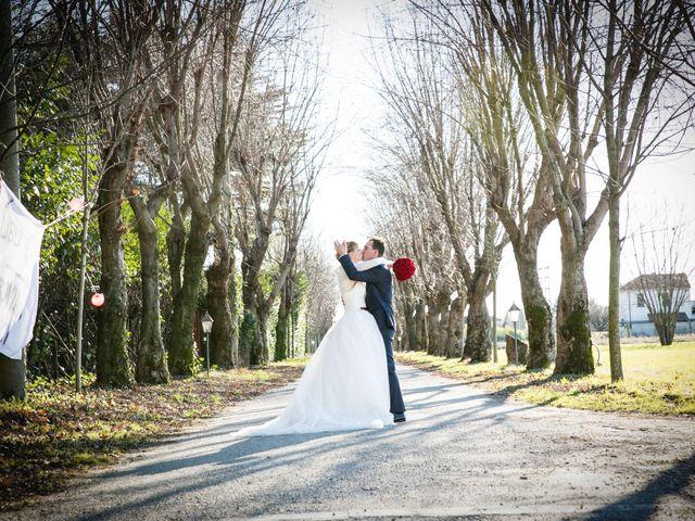 Il matrimonio di Paolo e Cristina a Aicurzio, Monza e Brianza 17