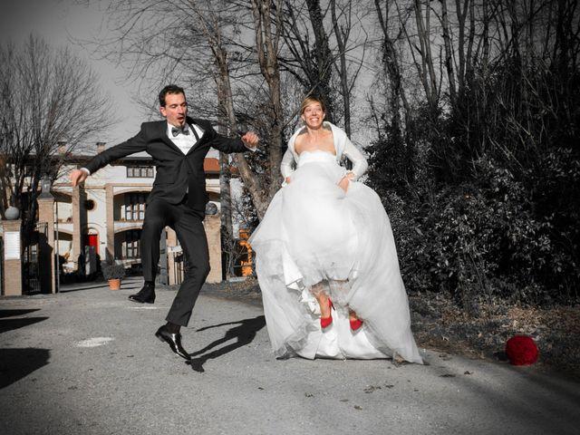 Il matrimonio di Paolo e Cristina a Aicurzio, Monza e Brianza 18