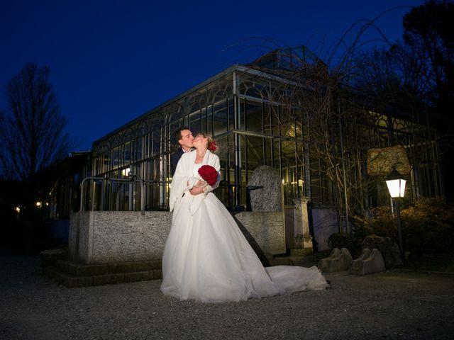 Il matrimonio di Paolo e Cristina a Aicurzio, Monza e Brianza 22