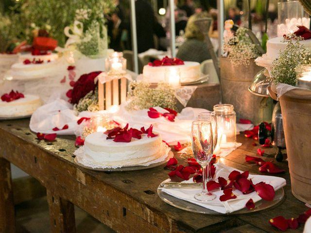 Il matrimonio di Paolo e Cristina a Aicurzio, Monza e Brianza 32