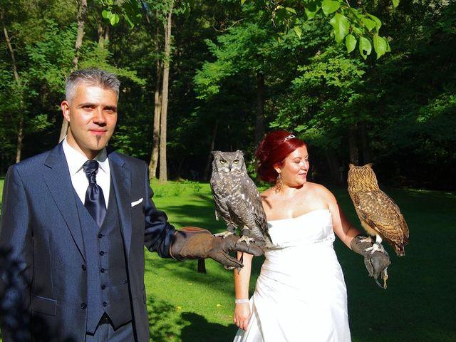 Il matrimonio di Nicola e Giada a Chiusdino, Siena 6