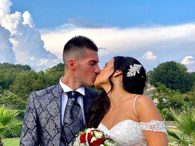 Il matrimonio di Daniele  e Marika a Torre di Ruggiero, Catanzaro 1