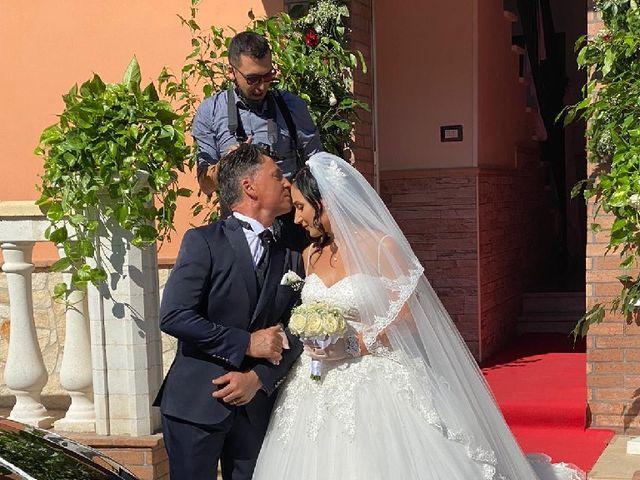 Il matrimonio di Daniele  e Marika a Torre di Ruggiero, Catanzaro 8