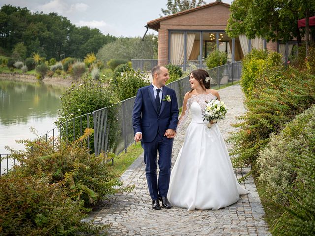 Le nozze di Antonia e Tommaso