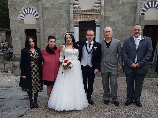Il matrimonio di Mishael  e Milena  a Pistoia, Pistoia 5