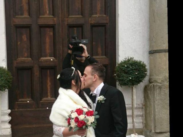 Il matrimonio di Mishael  e Milena  a Pistoia, Pistoia 6