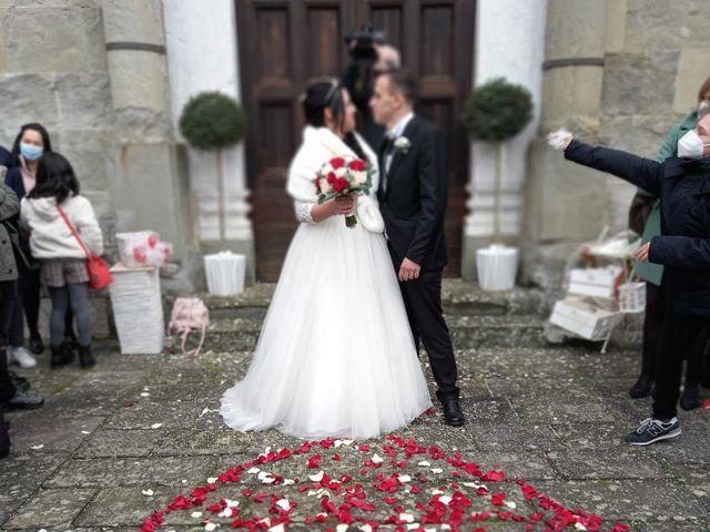 Il matrimonio di Mishael  e Milena  a Pistoia, Pistoia 17