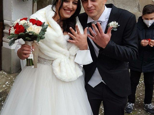 Il matrimonio di Mishael  e Milena  a Pistoia, Pistoia 18