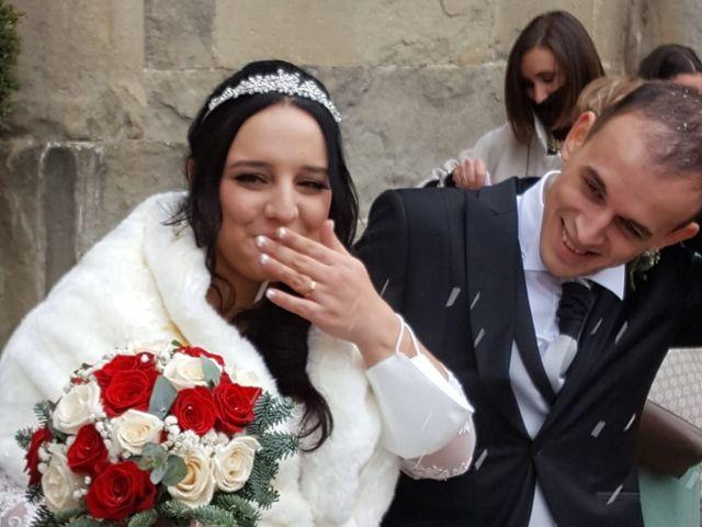 Il matrimonio di Mishael  e Milena  a Pistoia, Pistoia 23