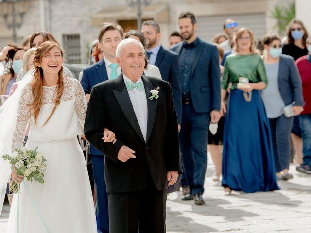 Il matrimonio di Paolo e Stefania a Lesina, Foggia 7