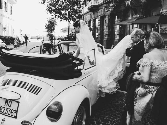Il matrimonio di Francina e Luca a Napoli, Napoli 21