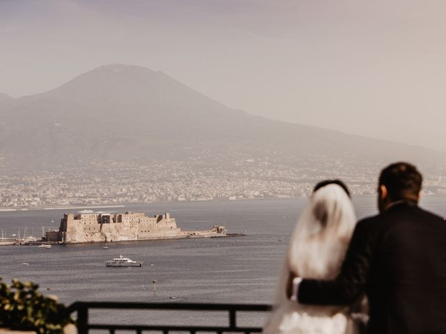 Il matrimonio di Francina e Luca a Napoli, Napoli 24