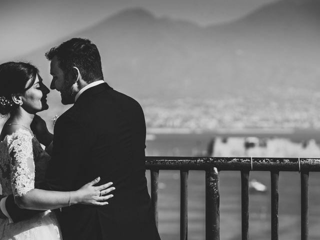 Il matrimonio di Francina e Luca a Napoli, Napoli 26