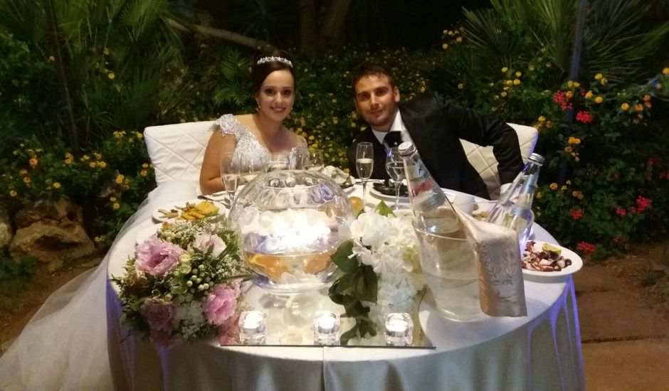 Il matrimonio di Giuseppe  e Rossana a Misilmeri, Palermo