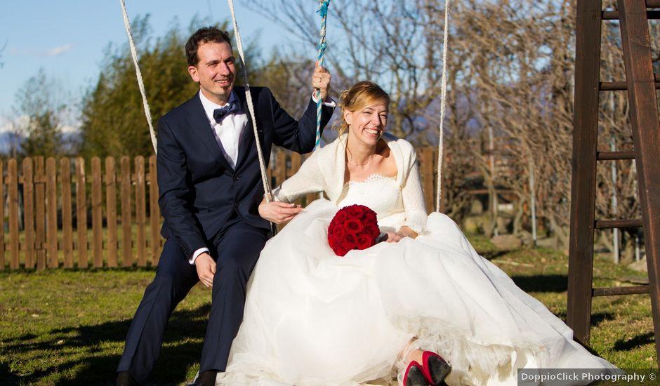 Il matrimonio di Paolo e Cristina a Aicurzio, Monza e Brianza